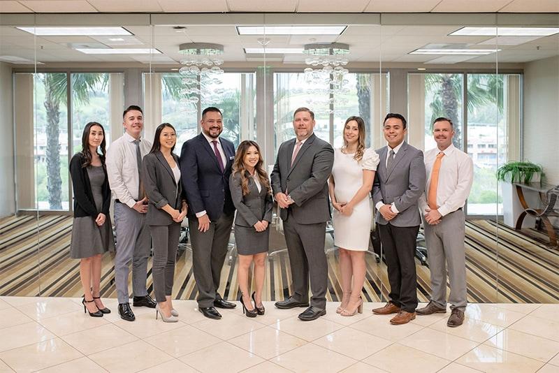 Banner attorneys team